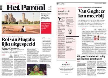 Het Parool – 15 november 2017