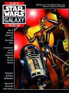 The Art of Star Wars Galaxy (Volume Two) (Repost)