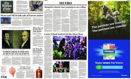 The Boston Globe – May 18, 2019