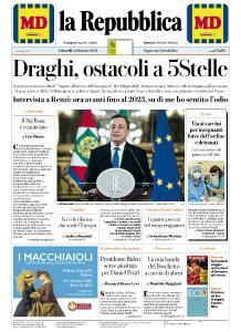 la Repubblica - 4 Febbraio 2021
