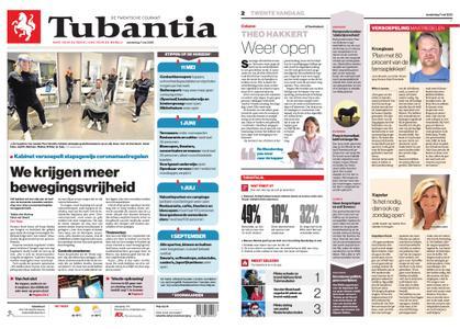 Tubantia - Enschede – 07 mei 2020