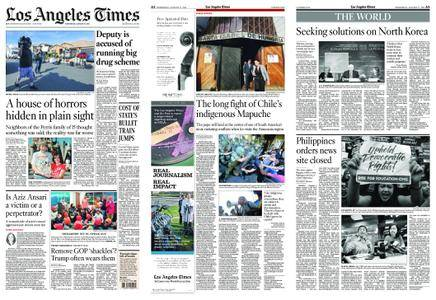 Los Angeles Times – January 17, 2018