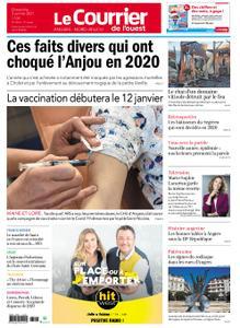 Le Courrier de l'Ouest Angers – 03 janvier 2021