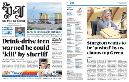 The Press and Journal Moray – May 31, 2021