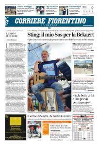 Corriere Fiorentino La Toscana - 19 Agosto 2018