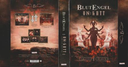 BlutEngel - Un:Gott (2019) [3CD, Limited Edition]