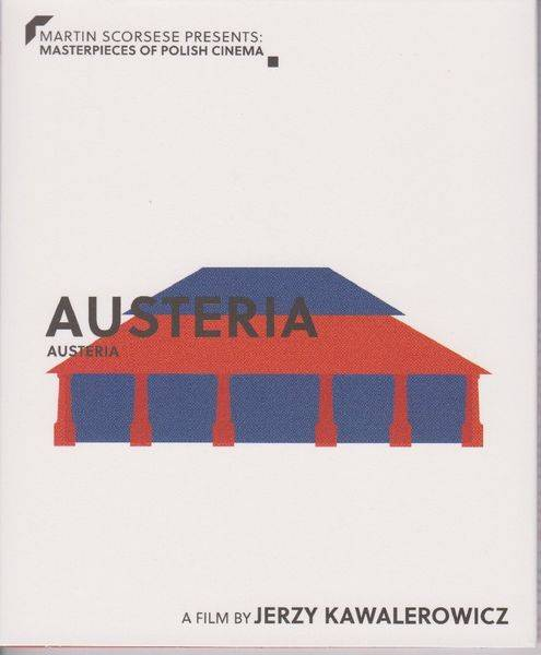 Martin Scorsese Presents: Masterpieces of Polish Cinema Volume 2. Austeria / Austeria (1982)