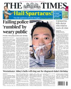 The Times - 7 February 2020