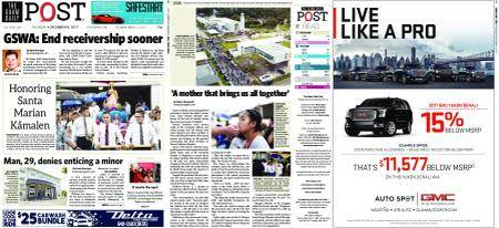 The Guam Daily Post – December 09, 2017