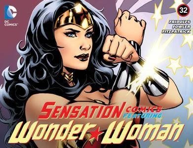 Sensation Comics Featuring Wonder Woman 032 2015 digital