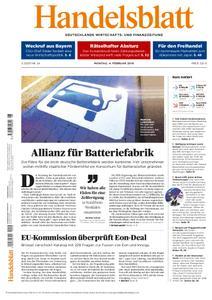 Handelsblatt - 04. Februar 2019