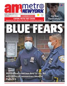 AM New York - March 26, 2020