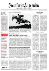 Frankfurter Allgemeine Zeitung F.A.Z. - 10. Juli 2018
