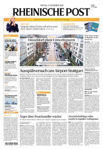 Rheinische Post – 21. Dezember 2018