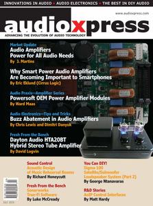 audioXpress - July 2019