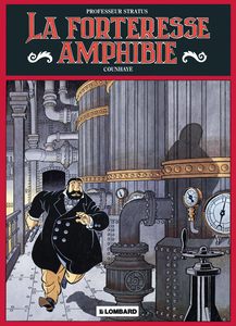 Professeur Stratus - Tome 2 - La Forteresse Amphibie