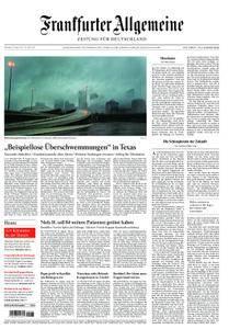 Frankfurter Allgemeine Zeitung F.A.Z. - 29. August 2017