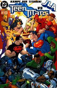 Teen Titans SB 02 - JLA vs Teen Titans Dez 2004