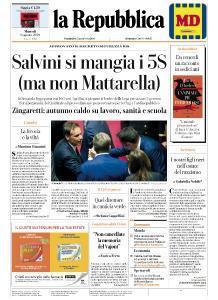 la Repubblica - 6 Agosto 2019