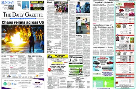 The Daily Gazette – May 31, 2020