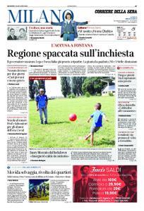 Corriere della Sera Milano – 26 luglio 2020