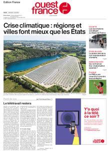 Ouest-France Édition France – 07 avril 2021