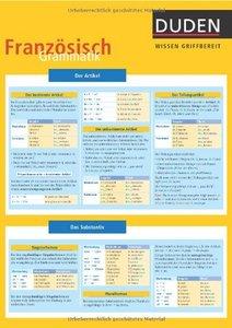 Duden - Wissen griffbereit - Französisch: Grammatik (Repost)