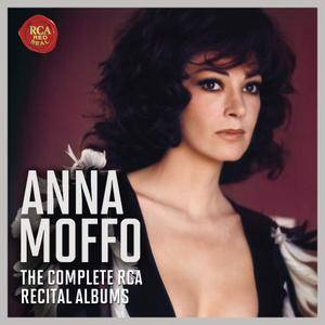Anna Moffo - The Complete RCA Recital Albums (12CDs, 2015)