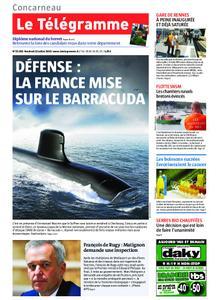 Le Télégramme Concarneau – 12 juillet 2019