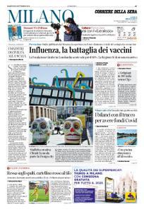Corriere della Sera Milano – 29 settembre 2020