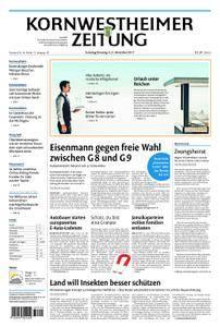 Kornwestheimer Zeitung - 04. November 2017