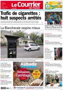 Le Courrier de l'Ouest Angers - 04 mai 2018