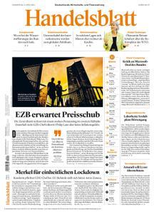 Handelsblatt - 08 April 2021