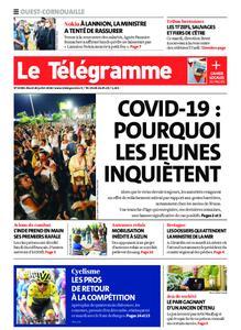 Le Télégramme Ouest Cornouaille – 28 juillet 2020