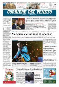 Corriere del Veneto Vicenza e Bassano – 23 dicembre 2018