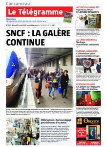 Le Télégramme Concarneau – 30 octobre 2019