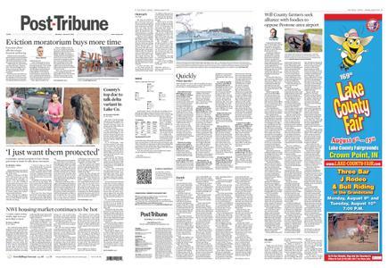 Post-Tribune – August 09, 2021