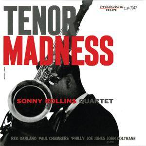 Sonny Rollins Quartet - Tenor Madness (1956/2006/2014) [Official Digital Download]