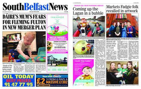 South Belfast News – March 23, 2018