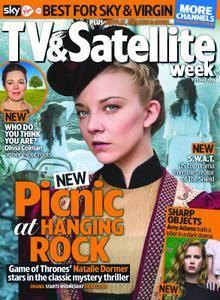 TV & Satellite Week - 07 July 2018