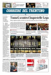 Corriere del Trentino – 19 ottobre 2018