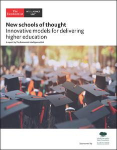 The Economist (Intelligence Unit) - New schools of thought (2020)