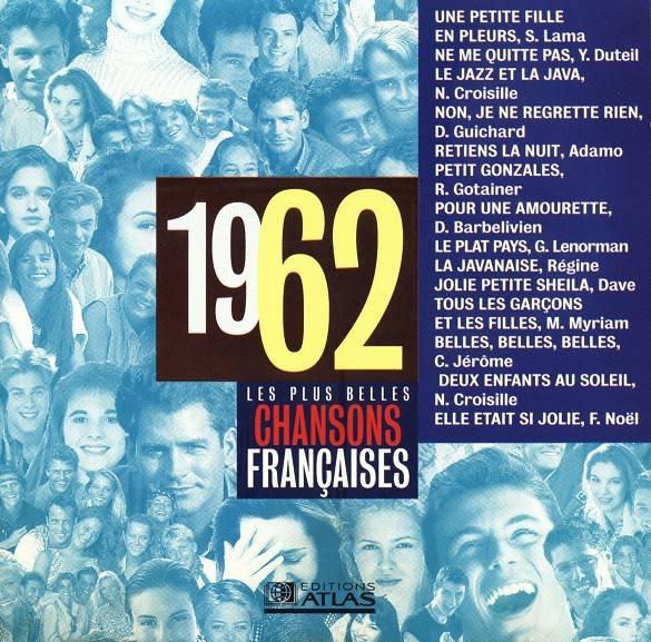 Les plus belles chansons françaises (1962) (Reupload)