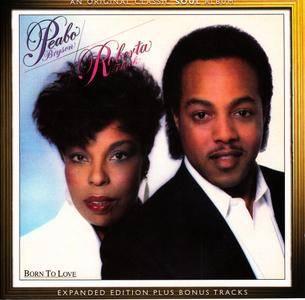 Peabo Bryson & Roberta Flack - Born To Love (1983) [2013]
