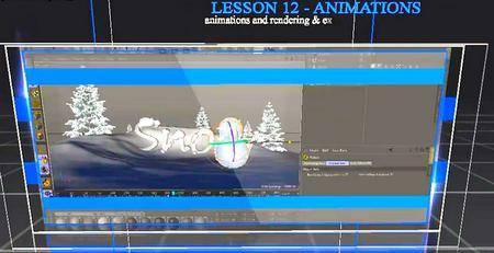 Create 3D short animation using Cinema 4D R18