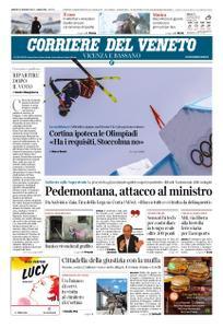 Corriere del Veneto Vicenza e Bassano – 25 maggio 2019
