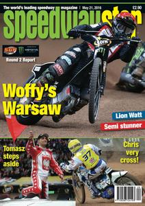 Speedway Star - May 21, 2016
