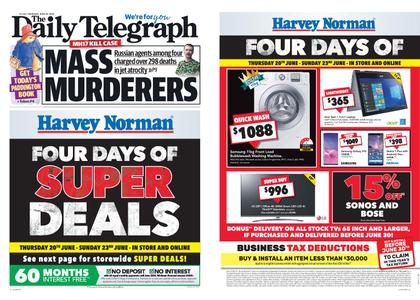 The Daily Telegraph (Sydney) – June 20, 2019