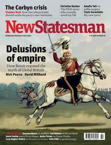 New Statesman - 6 - 12 April 2018