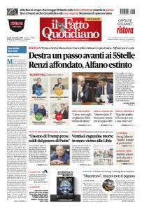 Il Fatto Quotidiano - 6 Novembre 2017